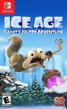 Ice Age: Scrat's Nutty Adventure for Nintendo Switch [New Video Game]