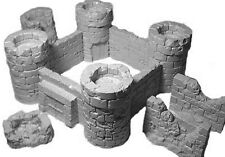 Scotia Grendel 25mm Miniature Dwarf Keep works with Dwarven Forge D&D