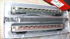 HS  ACME 55209 Personenwagen Wagen-Set:  1. Klasse  UIC-X 1970 Rapido R954/955
