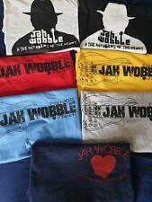 Jah Wobble&InvadersotHeart T-Shirts (7 designs) **OFFICIAL JAH WOBBLE A/C**