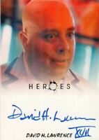 Heroes Archives David H. Lawrence as Eric Doyle Autograph Card