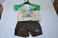 BABY BOY'S TWO PIECE OUTFIT SIZE 000 BNWT