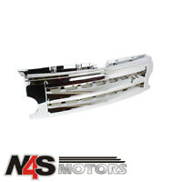 LAND ROVER DISCOVERY 3 CHROME GRILLE. PART DHB000274LMLC