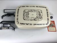 """Vintage Jumbo Electric Fry Pan by Presto 15"""" Large New RARE Hot Plate 1977 70s"""