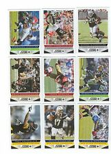 2013 Score Football  x Complete 220 Card Base Card Set