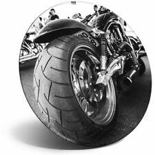 Impresionante FRIDGE MAGNET-American Moto Chopper Bicicleta Regalo Genial #12429