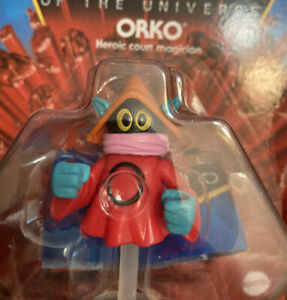 "Masters of the Universe MOTU Eternia Minis Orko 2"" Figure Court Magician - New"