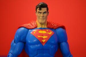 Custom DC Universe Classics Superman 6 inch Action Figure