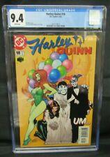 Harley Quinn #18 (2002) Dodson Cover Bizzaro DC CGC 9.4 CE489