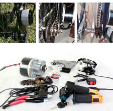 24V ECONOMIC ELECTRIC BICYCLE CONVERSION KIT WITH HIGH LIGHT LED LENS HEADLIGHT