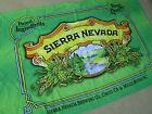 New Sierra Nevada Brewing Iconic Beer Banner Flag Nylon Chico Bar Sign