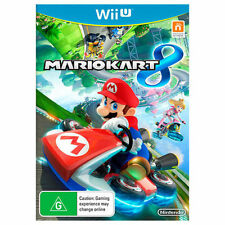 Mario Kart 8 (Nintendo Wii U, 2014) Brand New In Stock From Brisbane