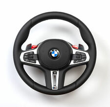 BMW M5 sport heated steering wheel with shift paddles 5 7 X3 X4 G11 G30 G01 G02