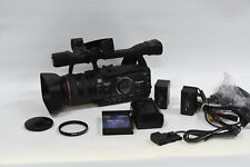 Canon XH A1 3CCD HDV MiniDV HD Professional Camcorder (Video Camera) XHA1