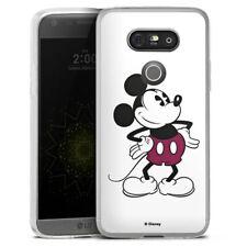 LG G5 Silikon Hülle Case - Mickey Mouse - Retro