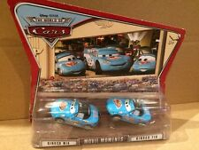 DISNEY CARS DIECAST - Dinoco Mia & Tia  - Movie Moments - Combined Postage