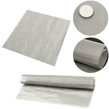 100 Mesh Stainless Steel Water Filter Filtration Woven Wire Cloth Screen 30cm US