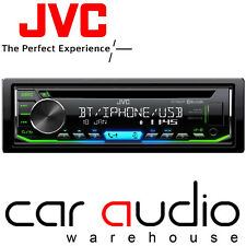 JVC KD-R992BT Car Stereo CD MP3 Bluetooth Aux In USB iPod iPhone Android Player