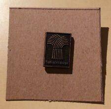 Saskatchewan Wheat Sheaf Government Symbol Pin - Antiqued
