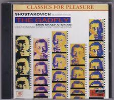 The Gadfly - Soundtrack - CD (EMI Australia)