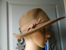Chapeau homme /femme vintage en laine