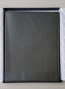 Polo Ralph Lauren Men's Pebbled Leather Tablet Case for Ipad, Hunter Green