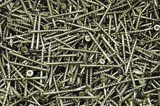 (350) Stainless Steel Torx T20 Star Flat Head 8 x 2 Deck Screw Type 17 ACQ Wood