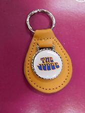 "1969 1970 1971 PONTIAC GTO JUDGE ""THE JUDGE"" LOGO VINTAGE COLOR KEYCHAIN ORANGE"