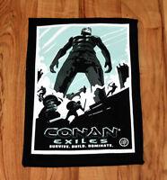 Conan Exiles Xbox One PS4 Rare Promo T-Shirt Size 2XL Gamescom 2018