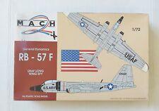 Mach 2 General Dynamics RB-57 F Model Kit 1/72