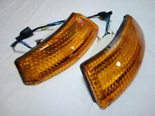 Nissan 240Z S30Z 260Z DATSUN 1970-74 Front Turn Signal Light Set Pair Amber