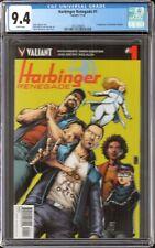Harbinger Renegade #1 (Valiant, 2016) CGC 9.4
