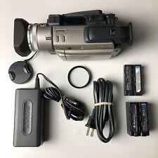 Nice Sony Handycam Dcr-Trv900 Mini Dv Camcorder Video Transfer Tested