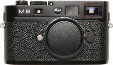 Leica M8.2 black paint 10711 digital rangefinder camera body box