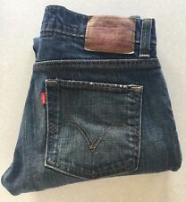 Levis Jeans 1 Pair of Pre Owned Used 511 Skinny Jean Size 31x32 Actual Waist  31