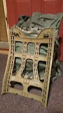 NEW Molle II Rucksack Backpack Frame Only Tan Desert Gen IV P/N #1603