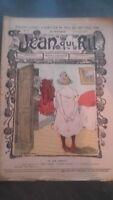 Revista Jean Que Rit N º 351 1907 Journal Demuestra que Aparecen El Viernes ABE