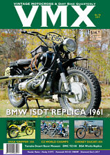 VMX Vintage MX & Dirt Bike AHRMA Magazine - NEW ISSUE #70