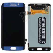 SBI Blue LCD Touch Digitizer Full Screen for Samsung Galaxy S6 Edge+ Plus G928
