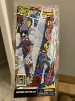 SDCC 2020 Exclusive Classic Spider-Man & Venom Lanyard with Enamel Pins