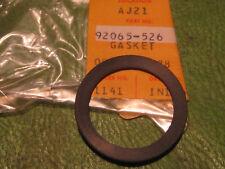 KAWASAKI JS550 JS300 JS440 CARBURATOR COVER RUBBER GASKET OEM # 92065-526