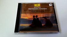 "DANIEL BARENBOIM ""BEETHOVEN SONATAS"" CD 14 TRACKS COMO NUEVO 445 593-2"