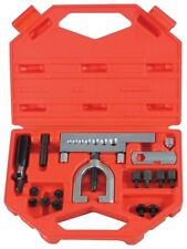 Lisle #56150: Combination Flaring Tool. Works w/ single, double, & ISO flares.