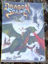 Dragons Scape By Free Spirit  for Atari 520/1040 ST NIB New