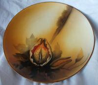 Vintage NORITAKE Hand painted Waterway Porcelain Saucer Plate