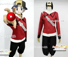 Pokemon Heart Gold Soul Silver Cosplay Costume Any Size