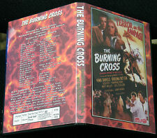 THE BURNING CROSS - DVD - Hank Daniels, Virginia Patton