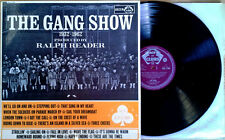 THE GANG SHOW 1932-1962 - PRODUCED BY RALPH READER - DECCA ACE OF CLUBS - UK LP