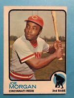 1973 Topps Joe Morgan Card #230 Cincinnati Reds