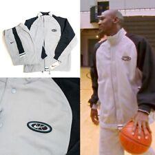 As seen on Michael Jordan The Last Dance Rare Vintage Nike Basketball Tracksuit